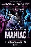 MANIAC - Elijah Wood – Film Poster Plakat Drucken Bild