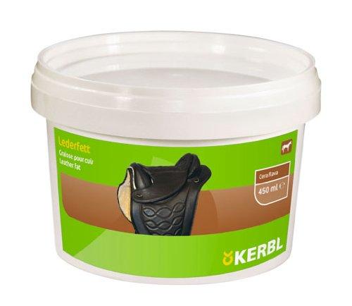 Kerbl 321566 Lederfett 1000 ml mit Bienenwachs