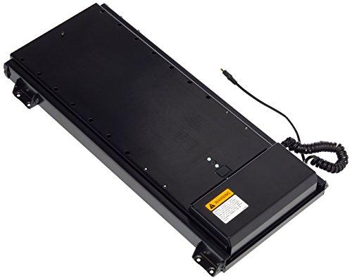 Venset TS700B 7BXX1 elektrischer TV Einbau-Lift, Metall, schwarz, 60 x 28.6 x 7.2 cm