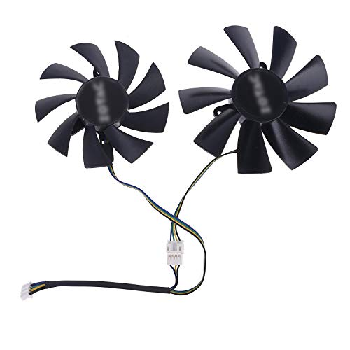 laimoere Ventilador de enfriamiento GTX 1060 1070 1080 87mm GA92S2H 100mm GAA8S2H GAA8S2U 4PIN