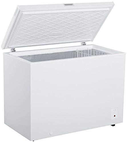 Avanti CF104M0W 44 Inch Freestanding Chest Freezer with 10 cu. ft. Capacity, White Door, in White
