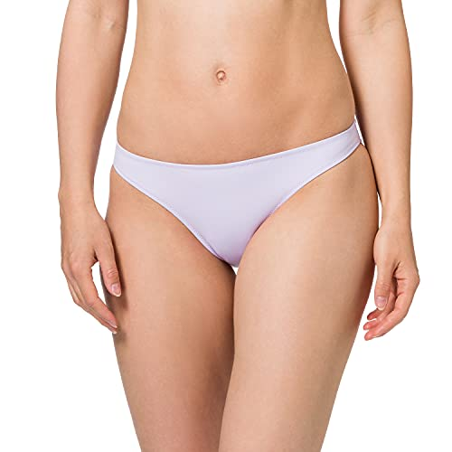 PUMA Classic Bottom Parte Inferior de Bikini, Lila Pastel, S para Mujer