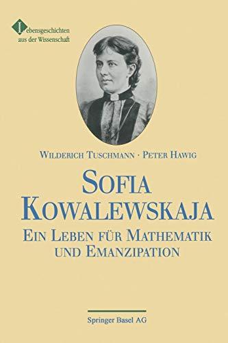 Sofia Kowalewskaja: Ein Leben für Mathematik und Emanzipation (German Edition) PDF Books