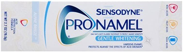 SENSODYNE PRONAMEL Toothpaste Gentle WHITENING 4 OZ
