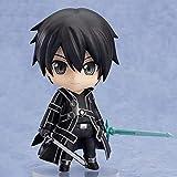 YIGEYI Sword Art Online Sao Kirito Nendoroid del Anime Figura de acción del PVC de colección Modelo ...