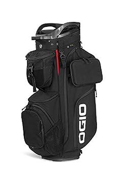 OGIO 2020 Alpha Convoy Cart Bag  Black