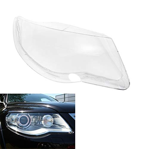 Headlight Lens Cover Auto Clear Koplamp Lens Shell Auto Clear Front Headlight Lens Shell Cover Vervanging fit for…