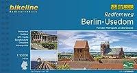 Radfernweg Berlin-Usedom: Von der Metropole an die Ostsee, 1:50.000, 341 km, wetterfest/reissfest, GPS-Tracks Download, LiveUpdate
