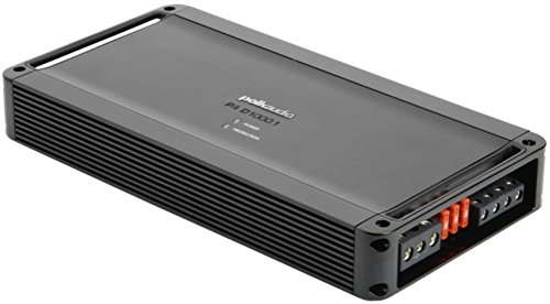 Polk Audio PA D1000.1 Class D MOSFET Monoblock Mobile Audio Amplifier; 500 Watts RMS @ 4 ohms,...