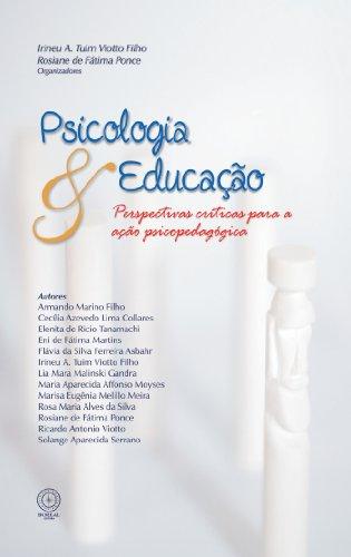 Psicologia e Educação (Portuguese Edition)