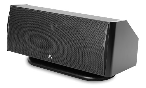 Find Discount Atlantic Technology 4400C-BLK THX Certified Center Channel Speaker (Single, Black)