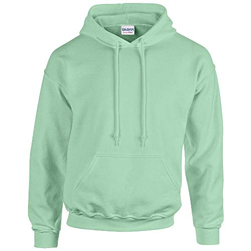Gildan - Unisex Kapuzenpullover 'Heavy Blend' / Mint Green, S