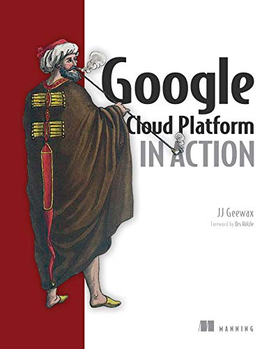 Preisvergleich Produktbild Google Cloud Platform in Action