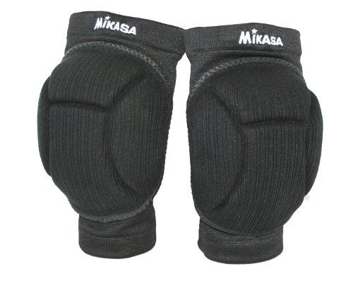 MIKASA - Volleyball-Knieschoner in schwarz