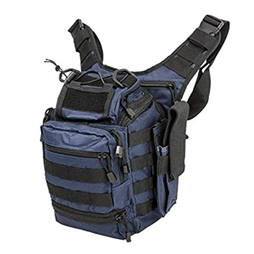 NcSTAR PVC First Responders Utility Bag - Blue with Black