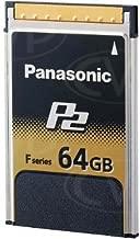 Panasonic 64 GB P2 Card - 1 Card AJ-P2E064FG