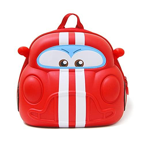 Bleyoum Schulrucksack Rucksack für Jungen Mädchen 3d Cartoon Auto Form Kinder Rucksack Mode Nette Kinder Spielzeug Aufbewahrungstasche Im Freien Reise Kinder Tasche