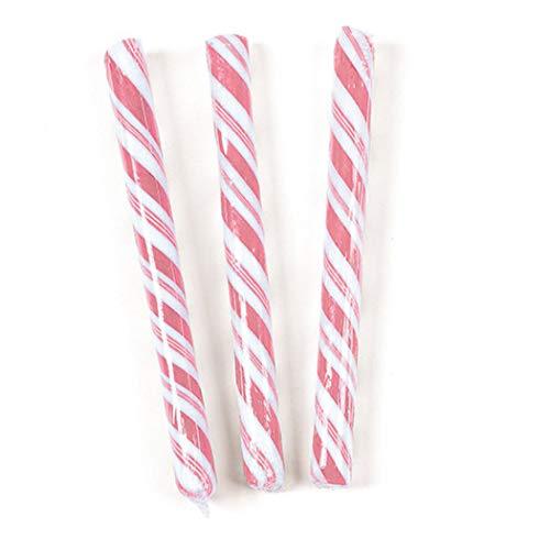 Light Pink Candy Sticks - 80 Sticks