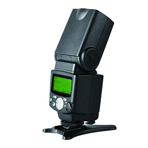 Meike MK431 I-TTL LCD Display Speedlite Shoe Mount Flash for Nikon D3400 D3300 D3200 D5600 D850 D750 D7200 D5300 D5500 D500 D7100 D3100 and Other DSLR with Standard Hot Shoe Stand