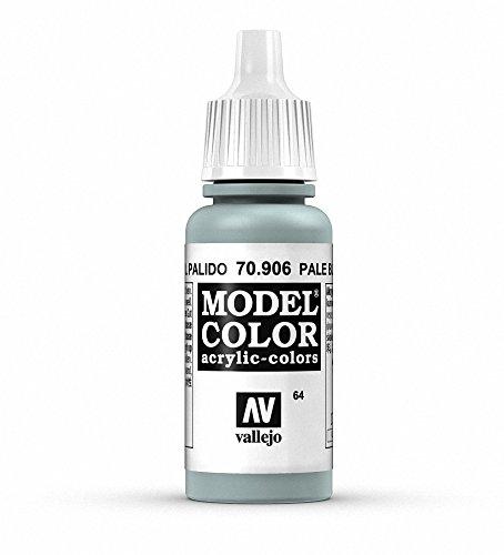 Vallejo Model Color - Pintura acrílica, 17 ml, color azul suave