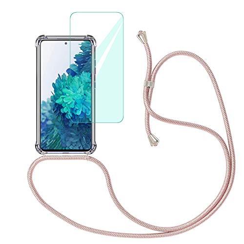 Yohii Funda con Cuerda para Samsung Galaxy S20 FE/ S20 FE 5G/...