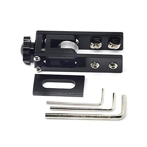 Asse X Parti Della Stampante Sincrona Tendicinghia Stretch Raddrizza Alluminio 3d Accessori Compatibili Con I Ender 3 Cr-10