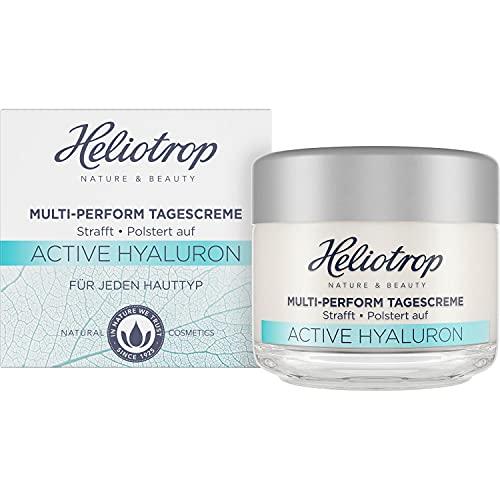 Heliotrop Anti-Aging Tagespflege für jeden Hauttyp, Vegane Naturkosmetik, Frisches und spürbar...