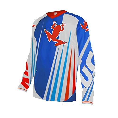 Uglyfrog Element Racewear Motocross Herren Downhill Jersey Trikot MX Enduro Offroad Motorrad Youth//Erwachsener Wear