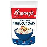 Bagrry\s Steel Cut Oats Pouch 1.5 KG