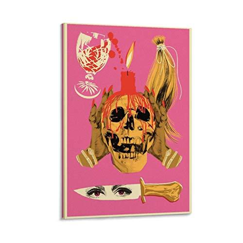 WETUO Kitsch - Póster decorativo (50 x 75 cm)