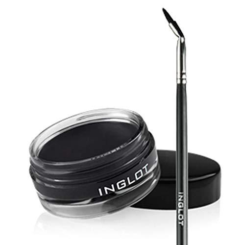 Inglot Cosmetics AMC Eyeliner Gel 77 + Inglot-Bürste 30T SET