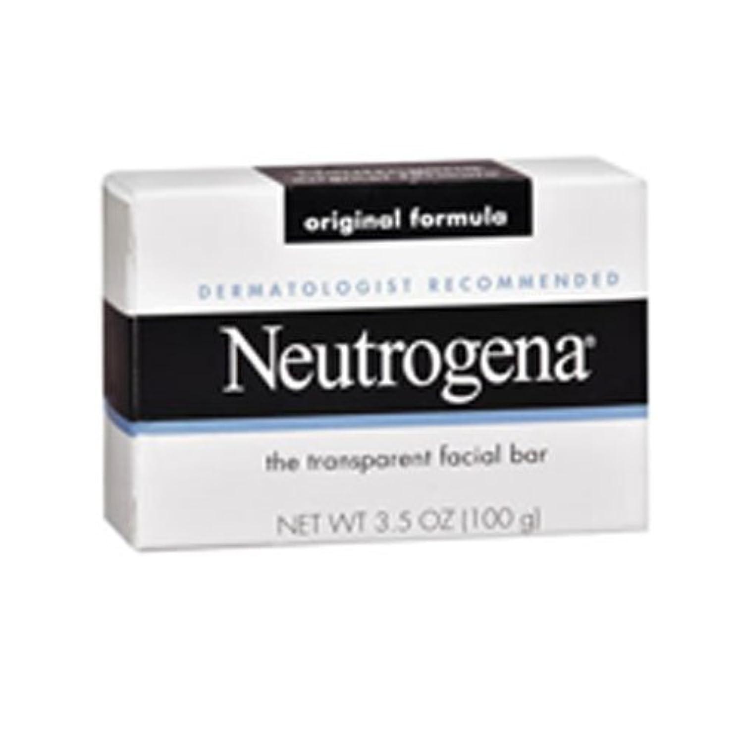 失速後ろにどうしたの海外直送肘 Neutrogena Transparent Facial Soap Bar, 3.5 oz