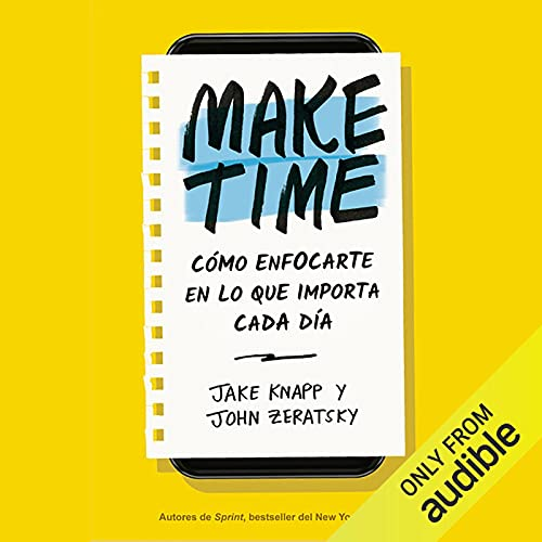 Make Time (Spanish Edition) cover art