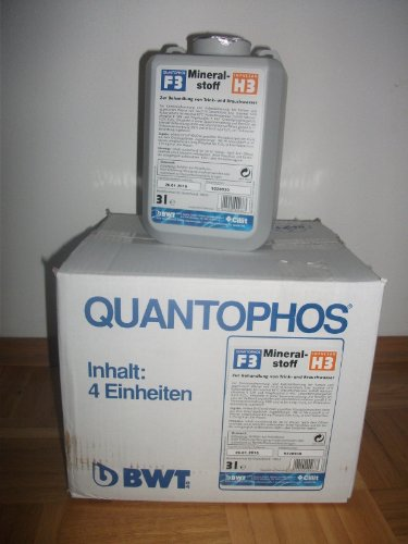 BWT Mineralstoff Cillit -Quantophos/Impulsan 4 x 3 l Kanister F1/H1