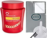 Best Jewelry Cleaners - Connoisseurs Jewelry Cleaner, for Gold, Diamond, Platinum Review
