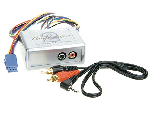 Connects2-CTVPGX010-Peugeot-206-307-406-607-807-OEM-Aux-Input-Adaptor-Interface