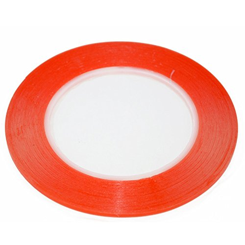 25Meter 2mm 3M Double Sided Adhesive Tape for Touch Screen /Display /Housing /Case /Cable Sticky