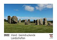 Irland - beeindruckende Landschaften 2022 - Timokrates Kalender, Tischkalender, Bildkalender - DIN A5 (21 x 15 cm)