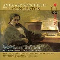 Ponchielli,Amilcare - Ponchielli: Concertos (1 CD)