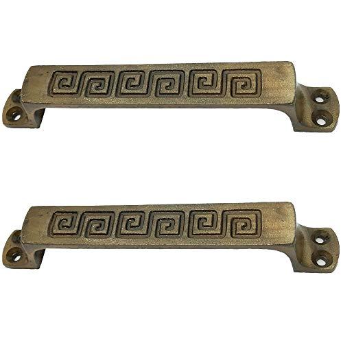 BB-690-BRNZE Möbelgriff für Schränke, Türen, Kommoden, 15 cm, bronze