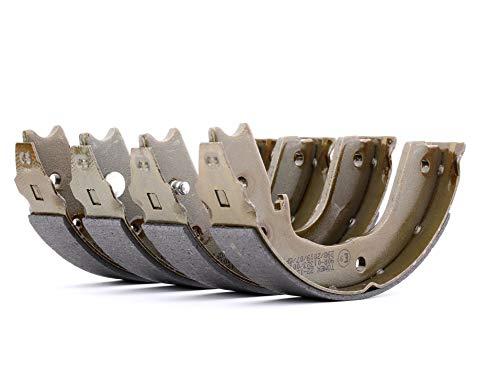 TOMEX brakes TX 22-19 Bremsbackensatz Bremsbacken & Bremsbackensatz, Trommelbremsbacken, Bremsbacken Hinten