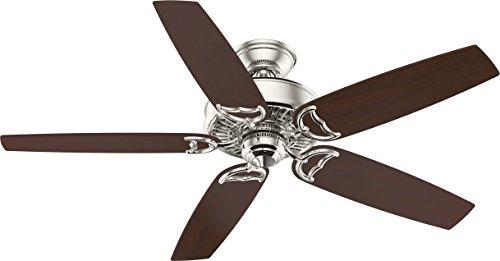 Casablanca Panama 55022 4-Speed Indoor Ceiling Fan, Brushed Nickel
