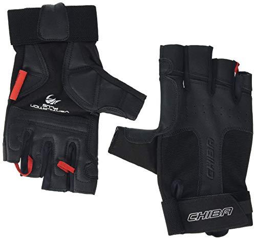 Chiba Unisex's Premium Classic Glove, Black, Medium