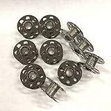 Bernina Metal Bobbins - Pack of 10 by Bernina