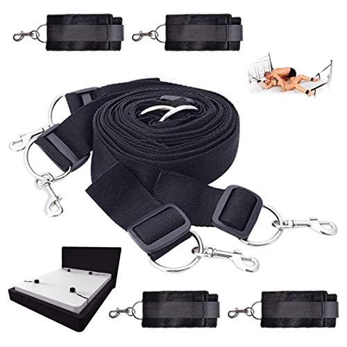 CHCH Verstellbarer Bett-Yoga-Gürtel für Männer und Frauen zur Verbesserung der Koordination