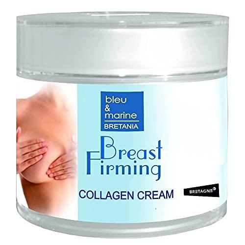 Crema Rassodante Seno al Collagene Marino 200 ml - Effetto Tonificante - Rassoda, tonifica e migliora l elasticità cutanea del seno.