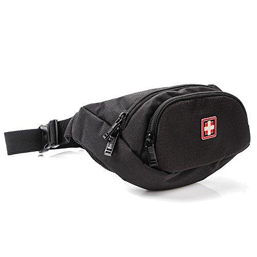 SwissBags Luzern Sac à bandoulière Sports de voyage Sacs de taille Sachet