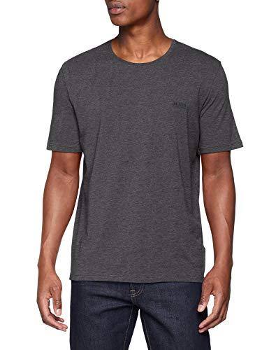 BOSS Herren Mix&Match R T-Shirt, Grau (Dark Grey 22), X-Large