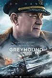 Greyhound – Tom Hanks – U.S Film Poster Plakat Drucken