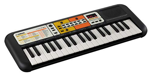 Review Yamaha Portable Keyboard PSSF30